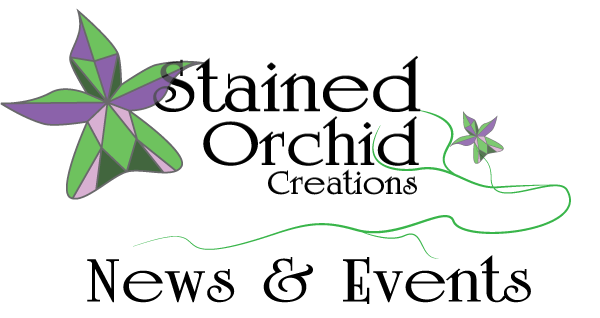 Stained Orchid Creations